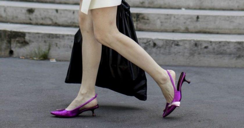 calçado ideal para idosas