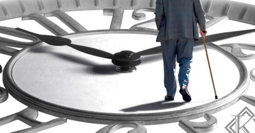 o tempo para os idosos