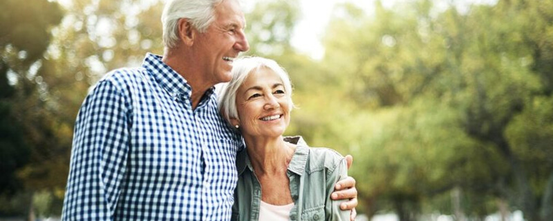 O auge da felicidade é na terceira idade, diz estudo