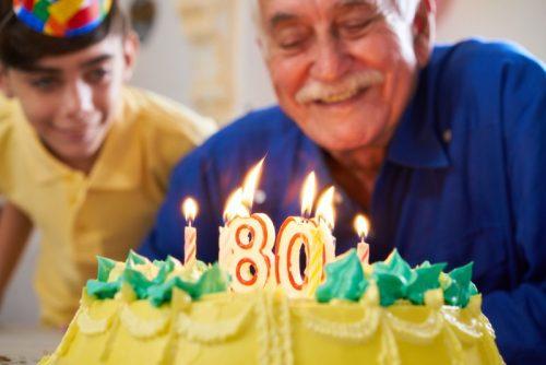 auge da felicidade é na terceira idade