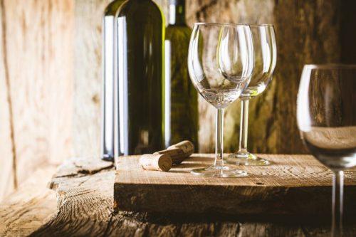 o vinho e o idoso