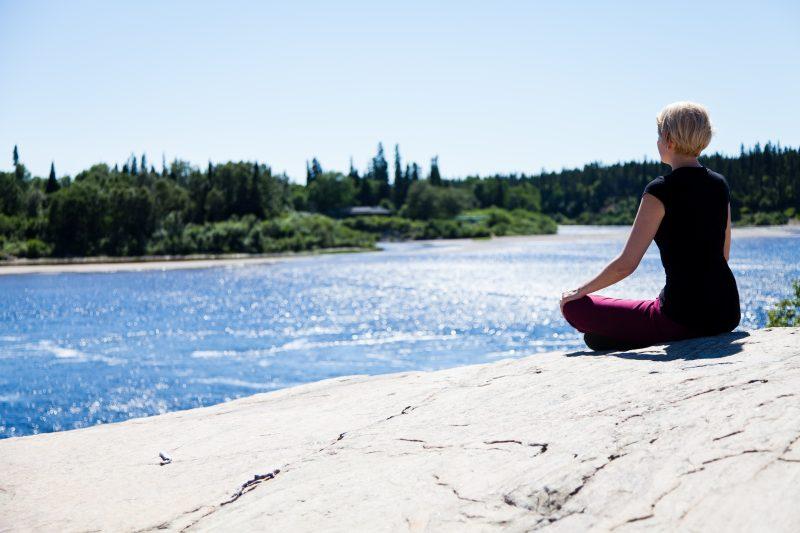 yoga na terceira idade