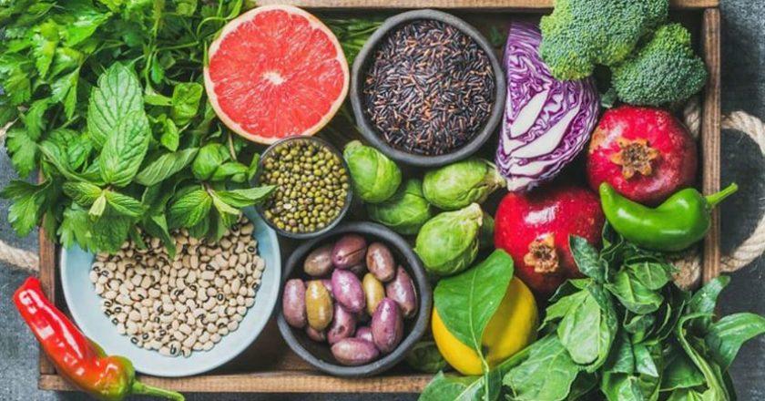 vegetariano versus vegano