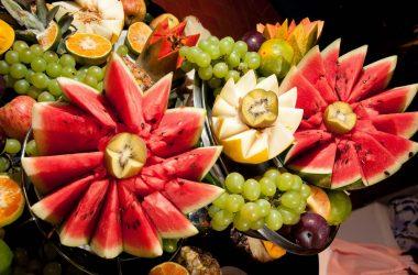 frutas para o ano novo