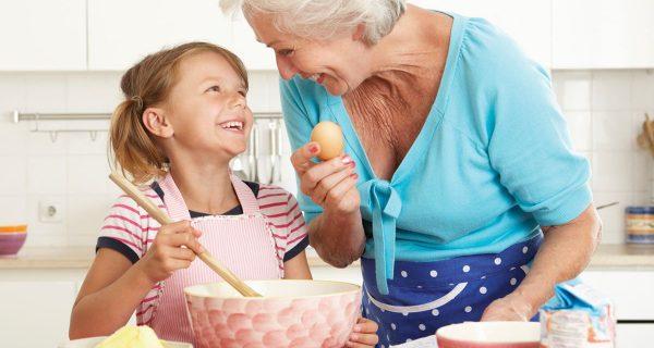 Os avós deseducam os netos?