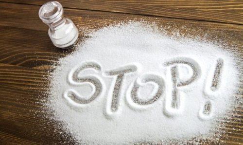 o uso do sal