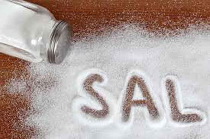 perigo e riscos do sal