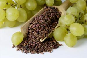 sementes de uva