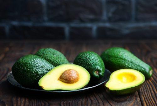 abacate - caroço