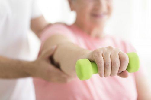 idosos e exercícios