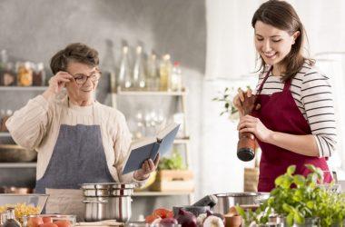 truques da Vovó na cozinha