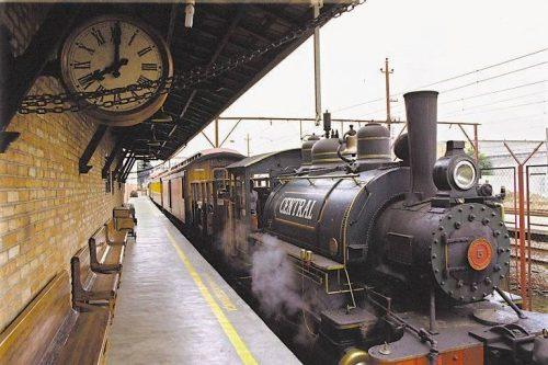 viajar de trem pelo Brasil