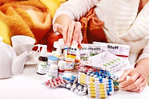 guarda de remédios e segurança