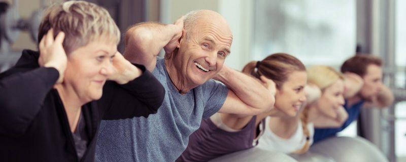 exercícios físicos terceira idade