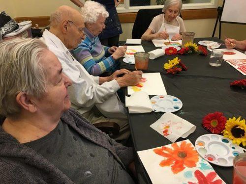 arteterapia para os idosos