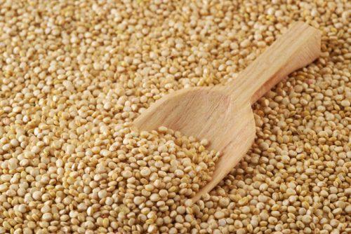 Beneficios da Quinoa para os idosos