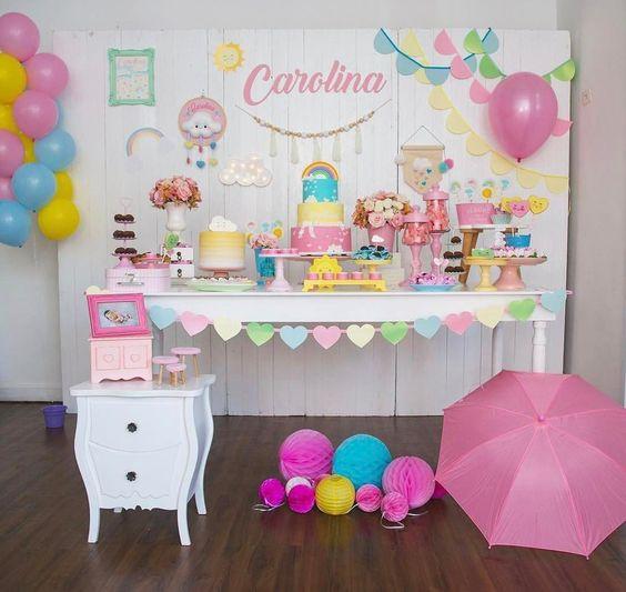 temas de festas infantis para aniversário de netas e netos