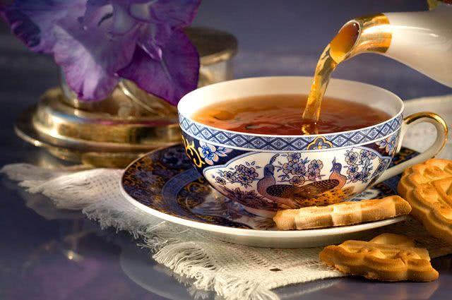 chás da tarde para idosos
