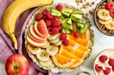 frutas ideais para os idosos
