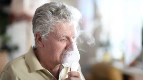 doenças respiratórias nos idosos