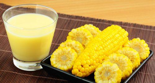 suco de milho verde