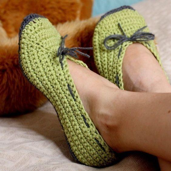 meia de lã / sapato de lã
