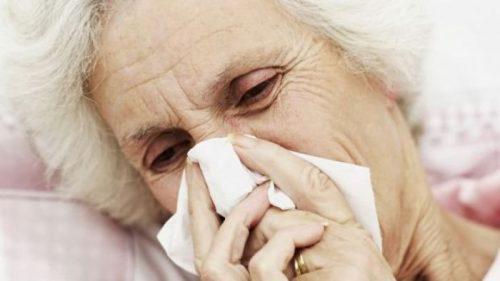 alergia nos idosos