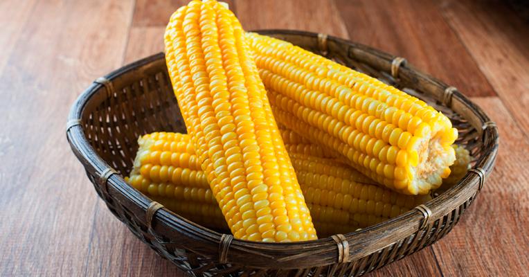 como preparar milho verde cozido