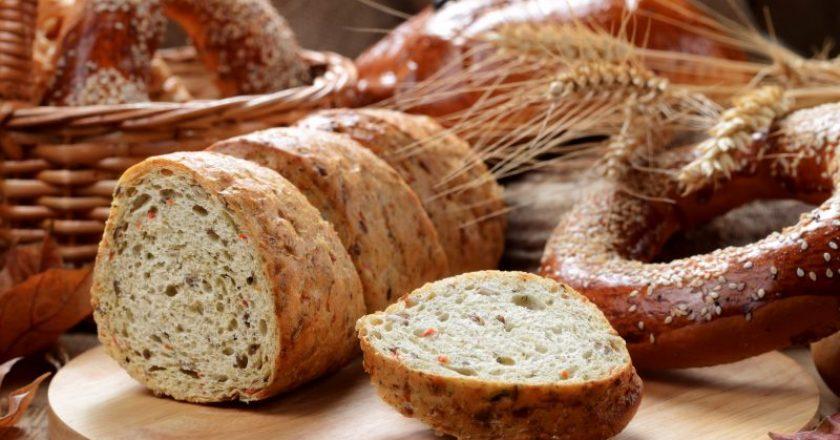Pão, calorias, tipos e carboidratos