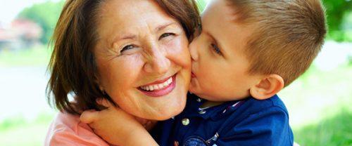 avós podem cuida dos netos