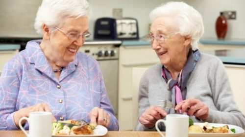 readaptar os idosos na dieta alimentar