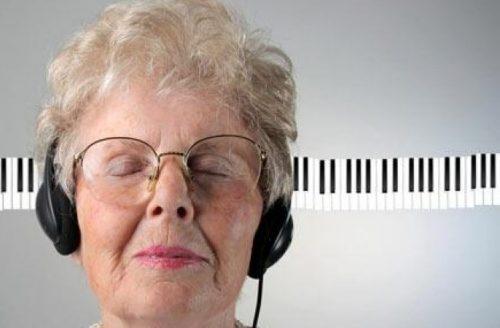 a musica faz bem para quem tem demência