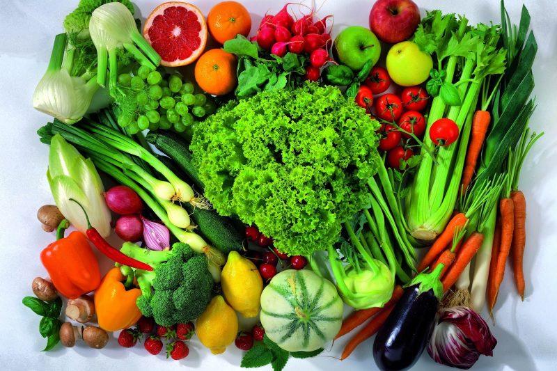 calorias verduras e legumes
