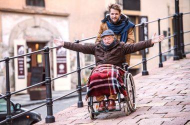 dê valor aos idosos