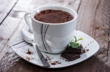 chocolate para idosos em dias frios