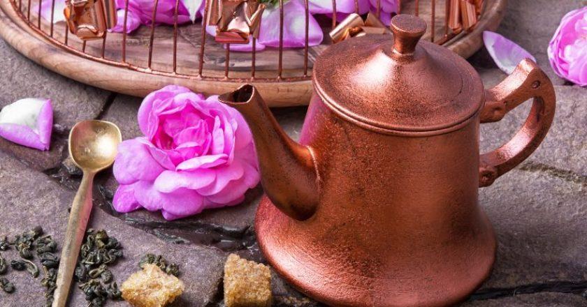 chá para todas as horas do dia