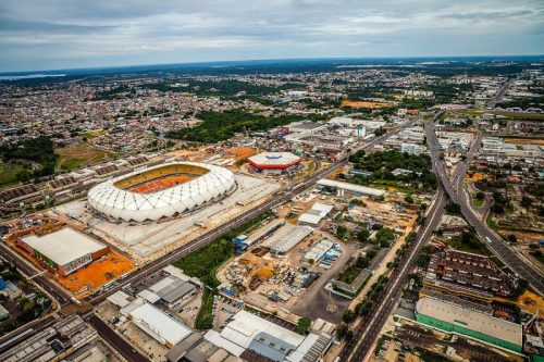 Manaus diferente e bela para idosos