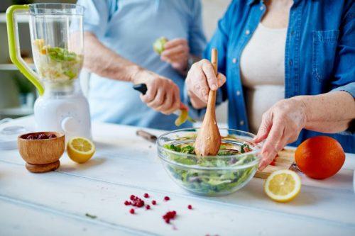 alimentos energéticos ideais para os idosos