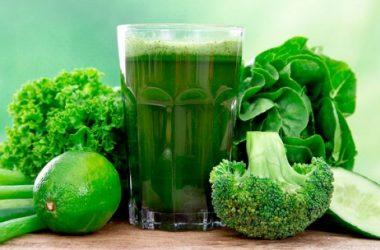 suco de couve para gastrite e detox