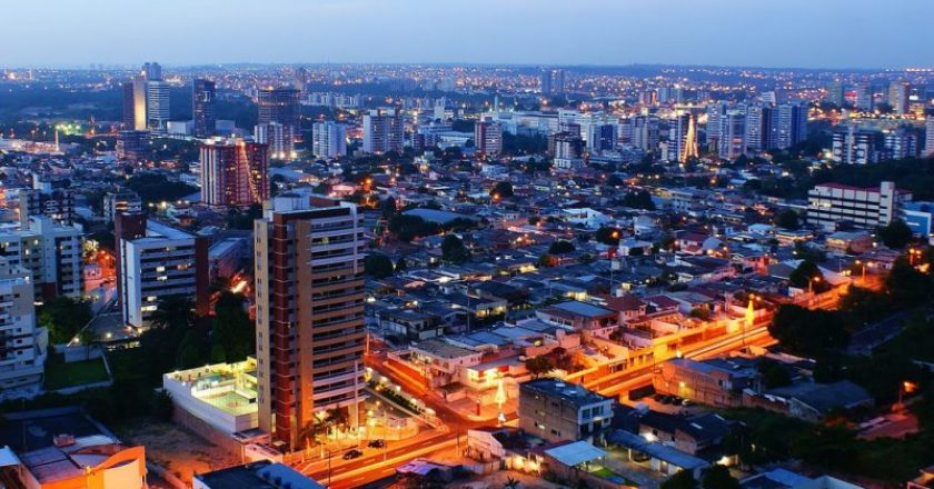 Manaus a cidade das chuvas e maravilhosa