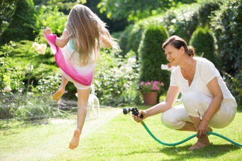 A segurança dos netos é importante