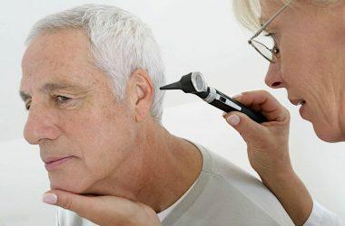 perda de audição nos idosos