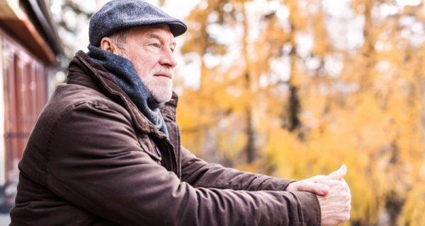 chapéus e boinas para os idosos