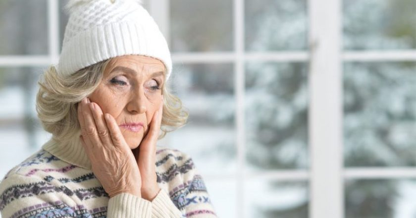 Dias secos e frios fazem mal aos idosos