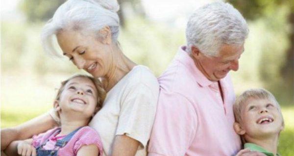convivência com avós e netos