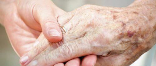 o que é púrpura senil em idosos