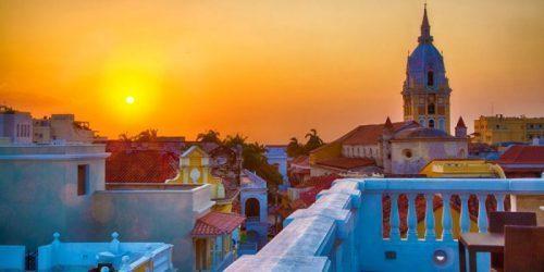Cartagena para os idosos viajarem