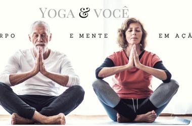 Yoga faz bem aos idosos