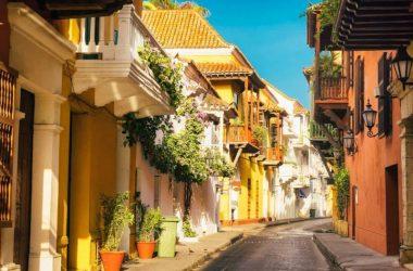 Cartagena um destino para idosos