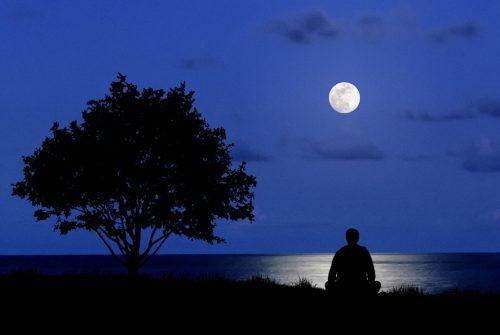 dor, sofrimento e libertação - meditação idosos